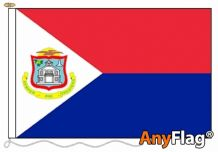 SAINT MARTIN ANYFLAG RANGE - VARIOUS SIZES